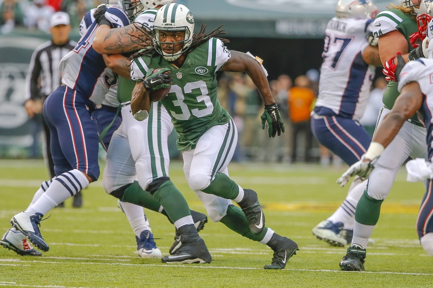 New York Jets News: Chris Ivory Selected to Pro Bowl