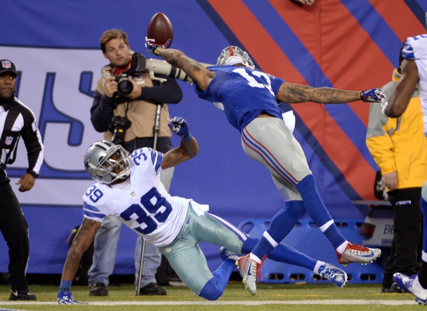 89d8f525e Odell Beckham Jr. Outshines Other Stars in NFL Pro Bowl