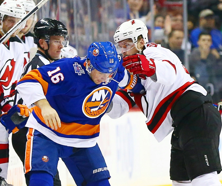 8074214ec New Jersey Devils Show Fight and Continuity in Loss to New York Islanders