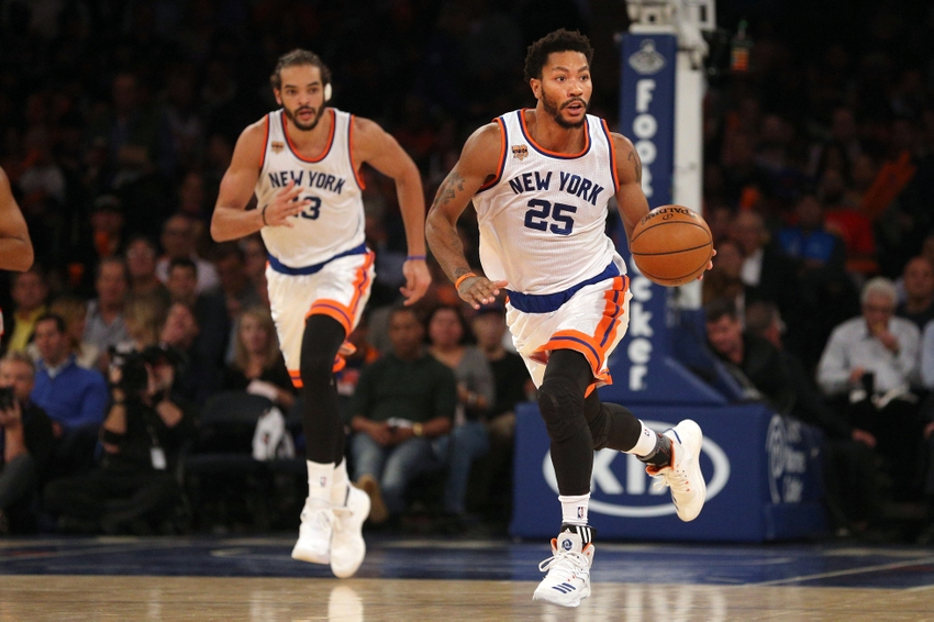 New York Knicks at Chicago Bulls  Five Players to Watch 2686bad53
