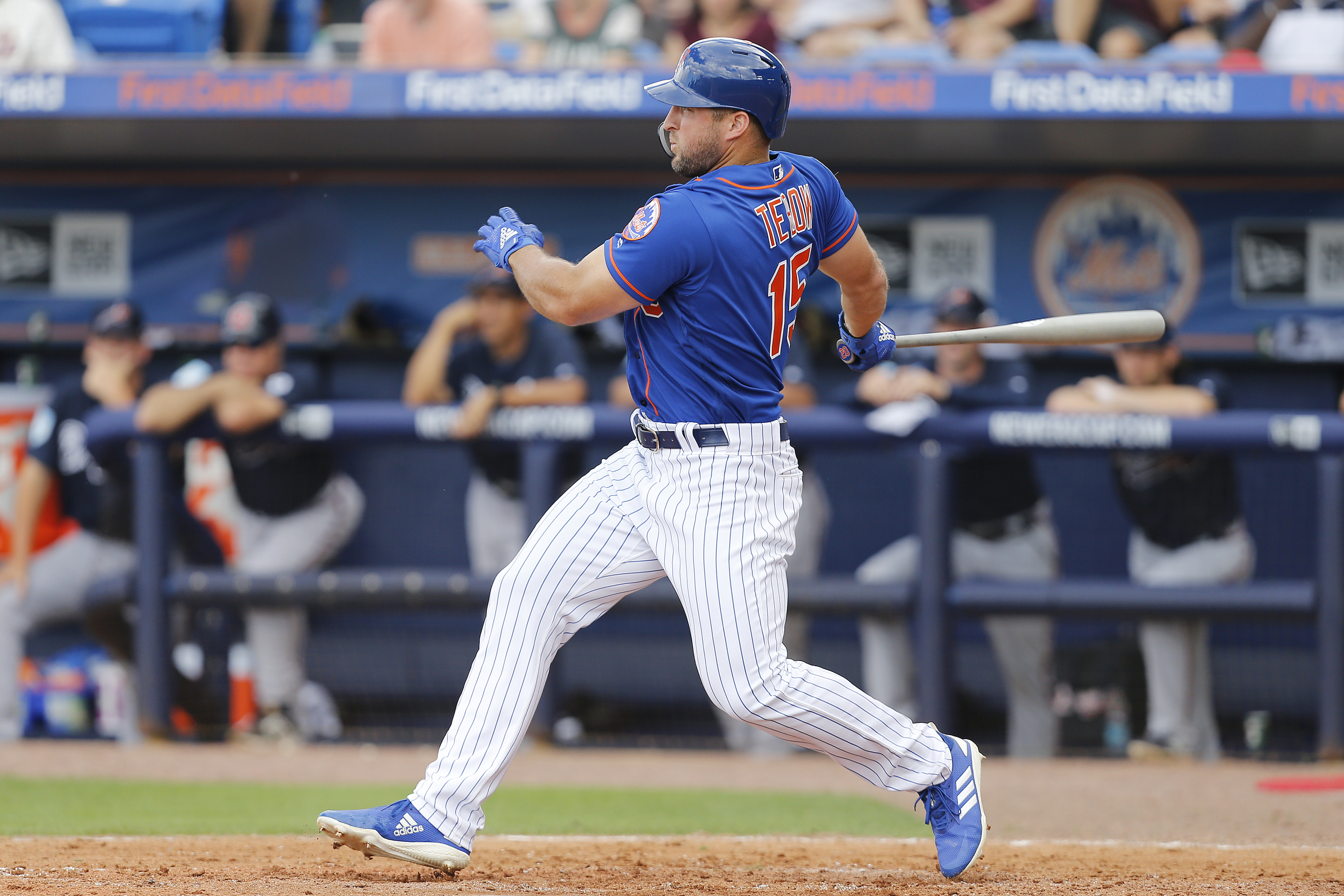 New York Mets news: Tim Tebow announces adoption of three dogs