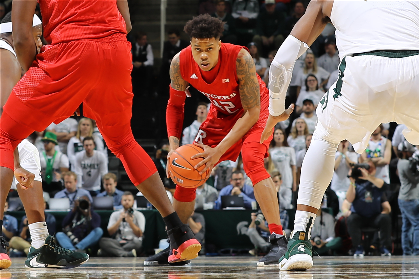 Rutgers Scarlet Knights road to the NCAA Tournament 2020