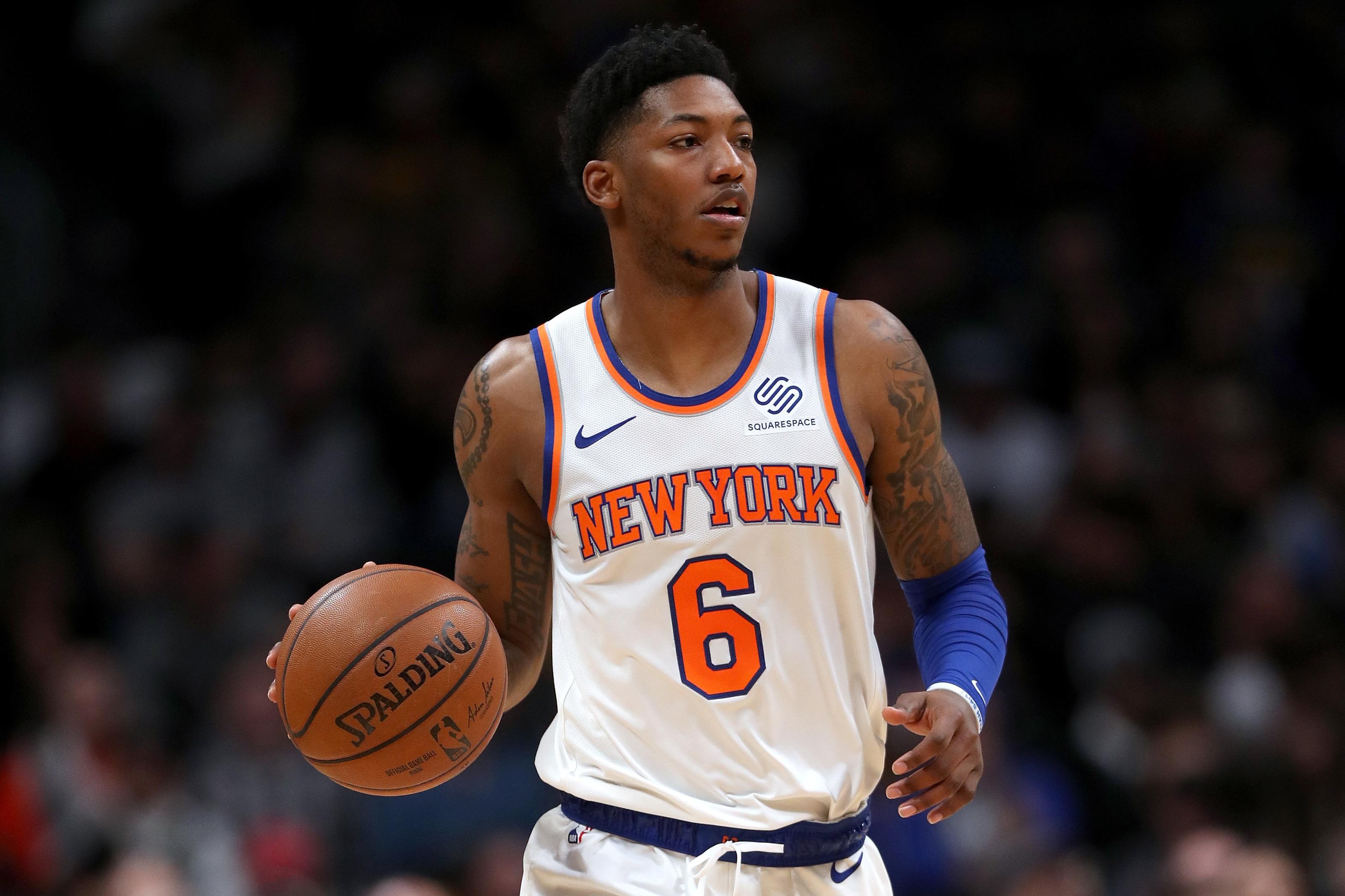New York Knicks: Elfrid Payton has had a positive impact on the team