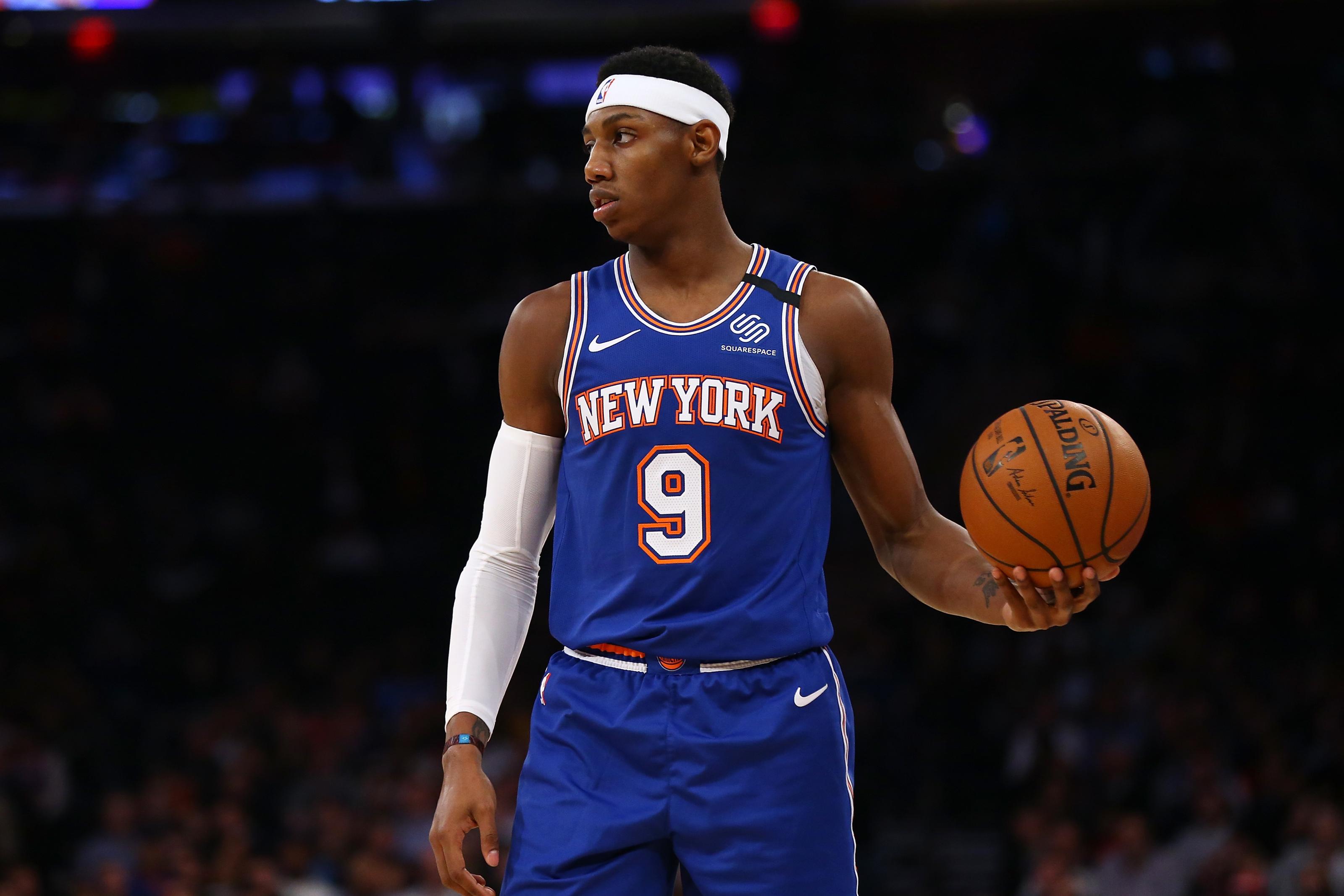 New York Knicks: RJ Barrett Rookie Season Comparison - Empire Writes Back