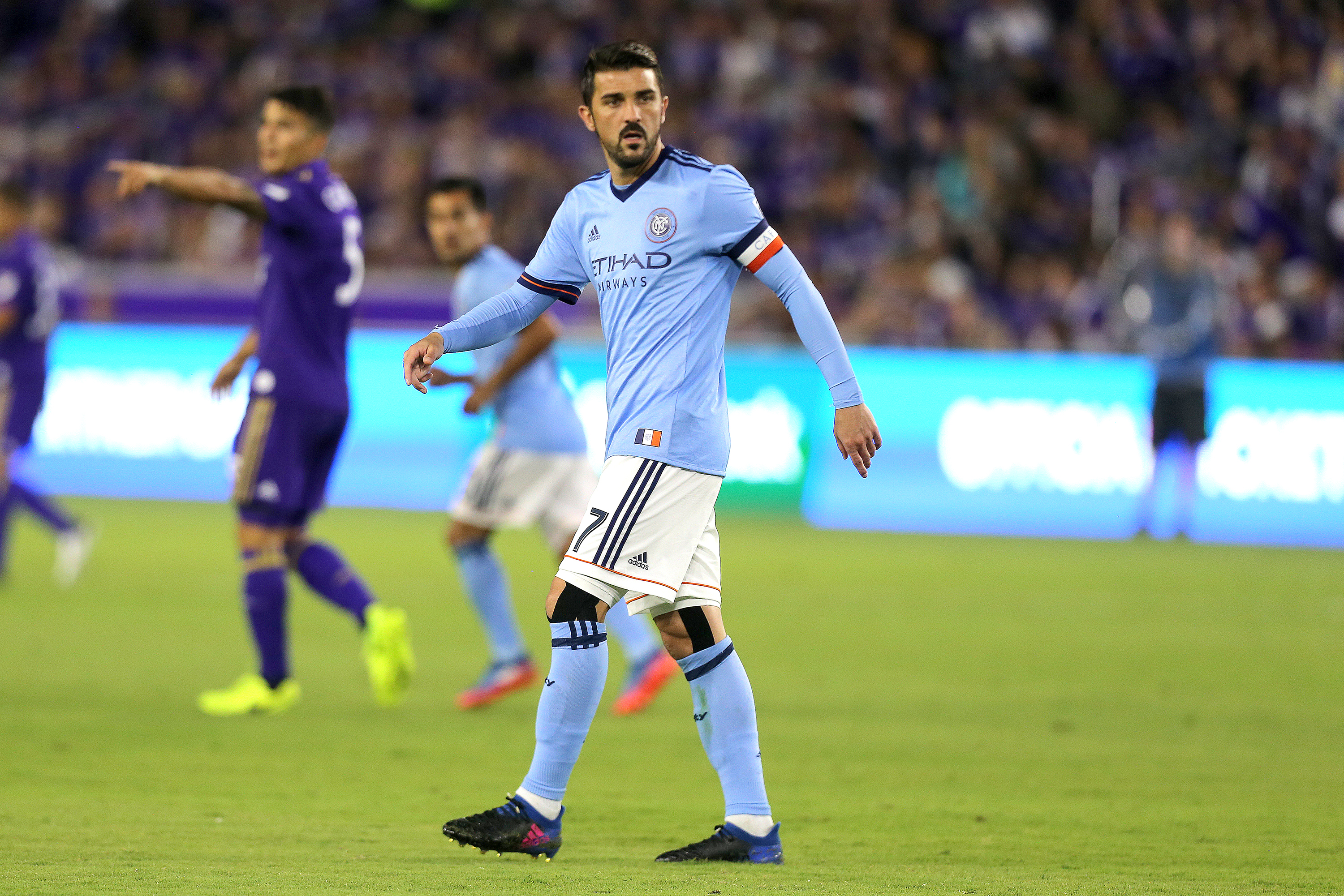 David Villa Lifts NYCFC to 3 2 Victory in the Hudson River Derby