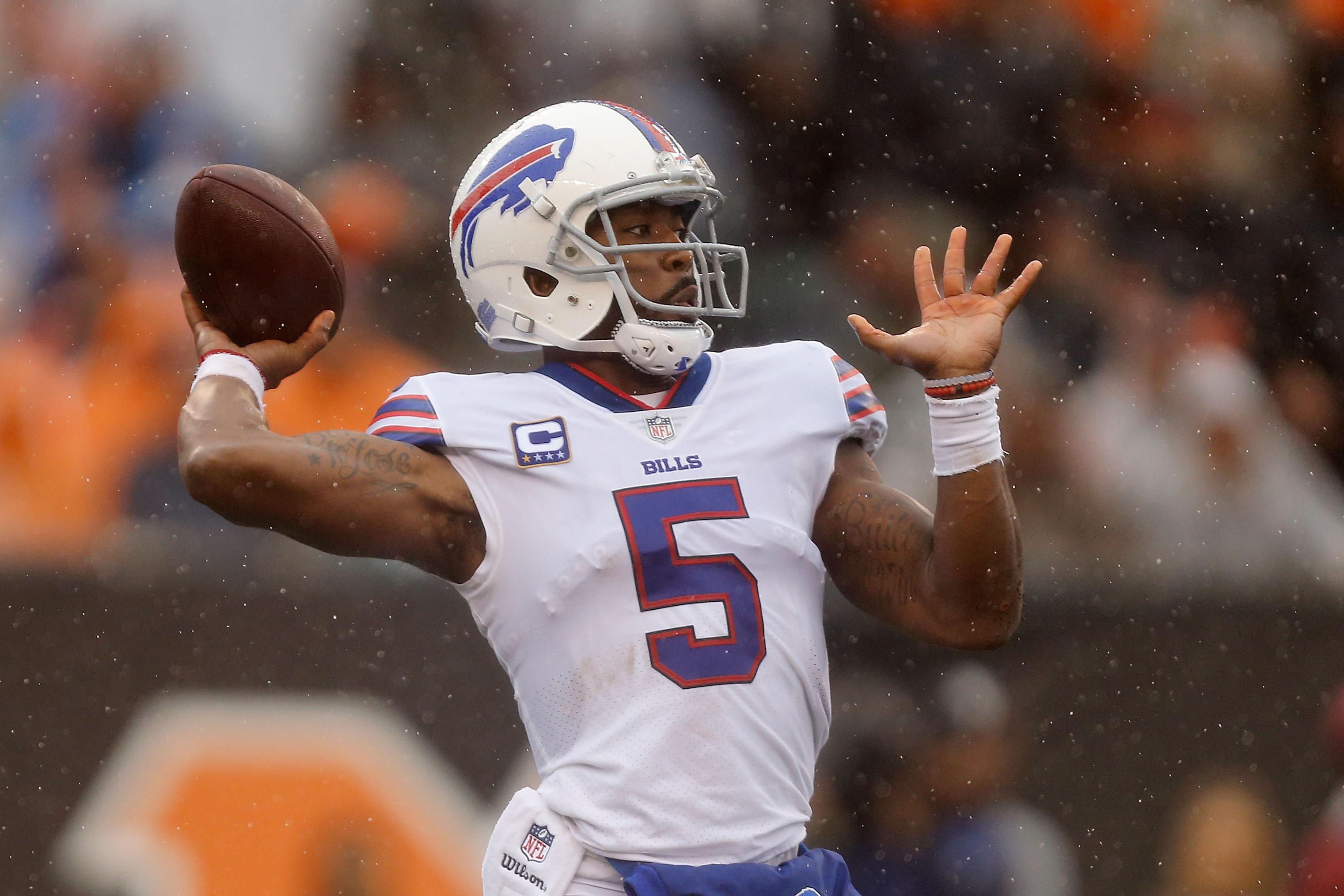 Buffalo Bills injury report: Jordan Matthews questionable for Week 7