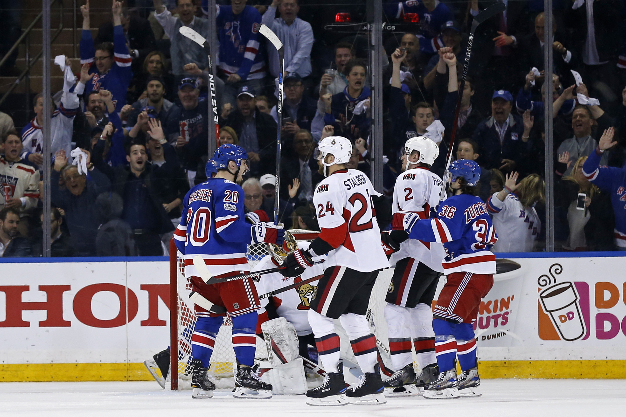 New York Islanders Vs Rangers Live Stream