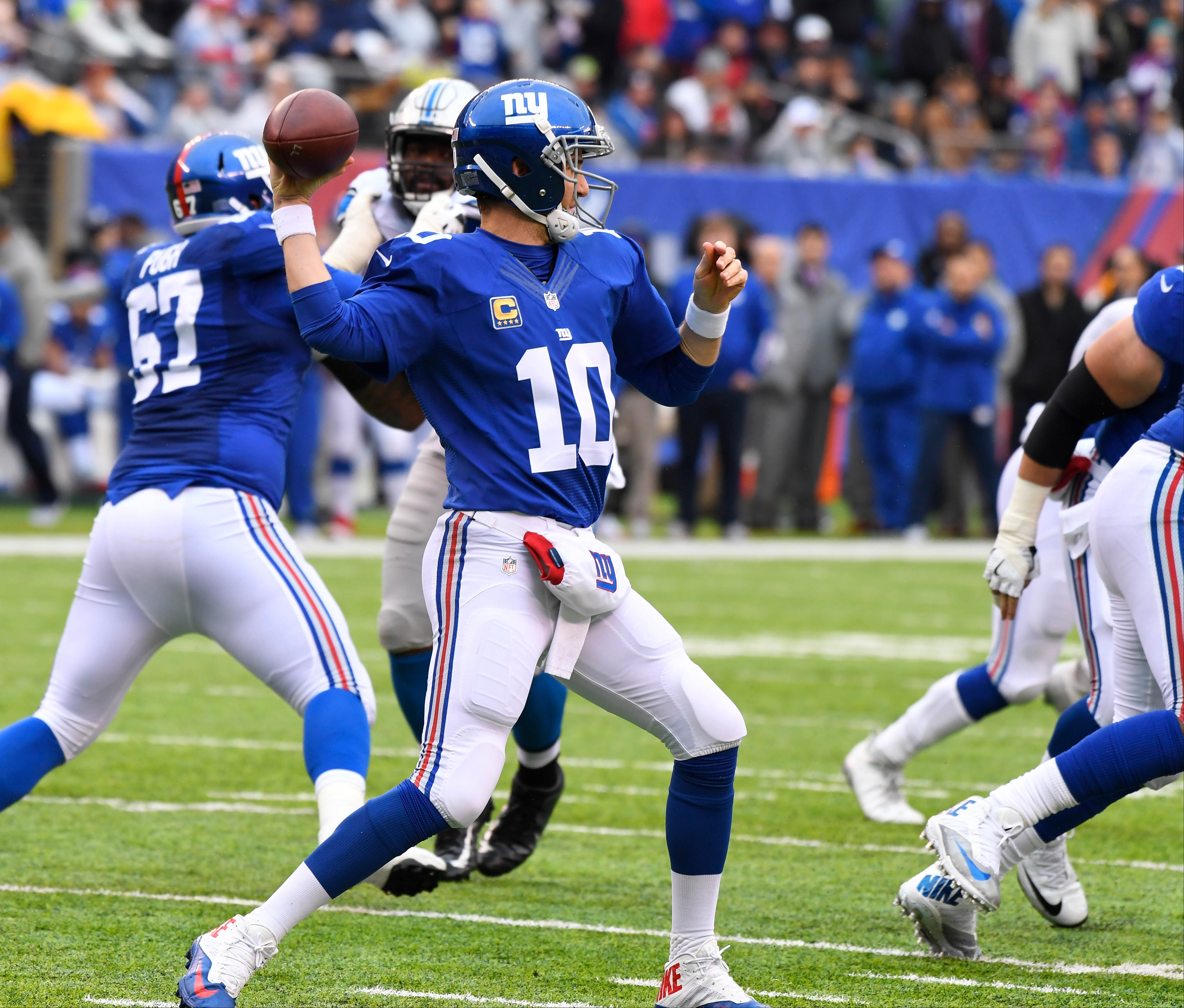 Jason Pierre Paul Nfl Contract: New York Giants: 5 Offseason Moves Jerry Reese Needs To